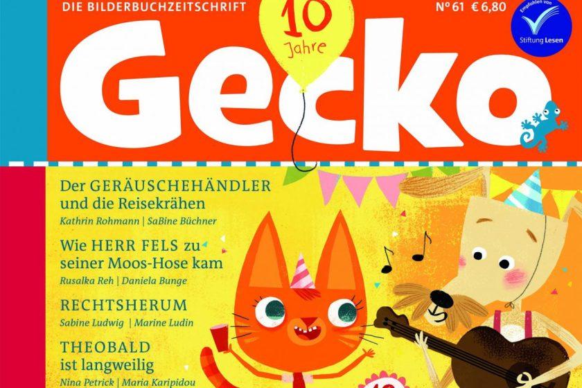 © Gecko Kinderzeitschrift 61, September/Oktober 2017