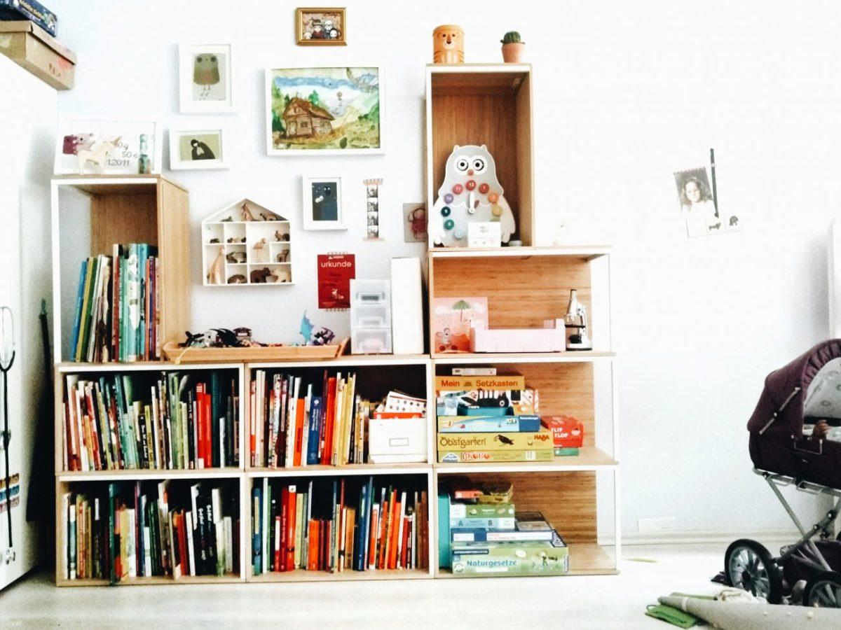 Was wir lesen – Buuuchbloggerin Carla Heher über die Lieblingsbücher ihrer Familie