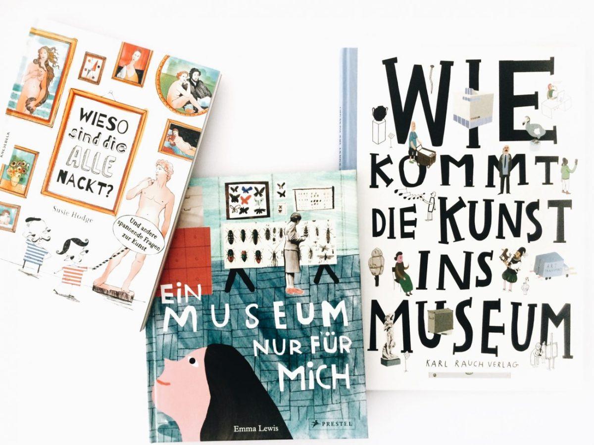 Kinderbuch-Tipps – 11 Bücher, die Lust auf Kunst machen
