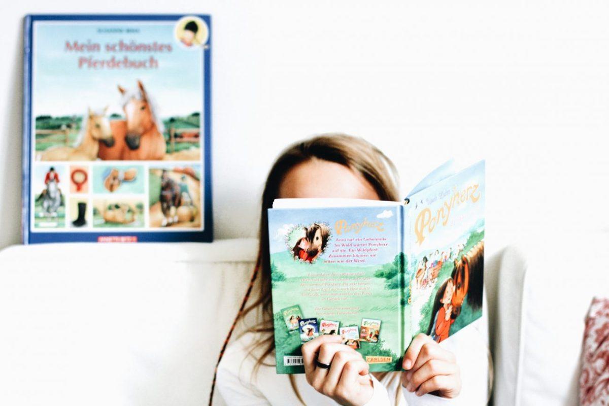Was wir lesen – Illustratorin Brigitte Baldrian über die Lieblingsbücher ihrer Familie