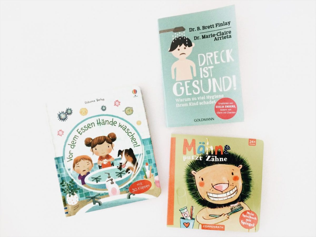 """""""Dreck ist gesund!"""" – und was uns Kinderbücher über Mikroben mitteilen"""