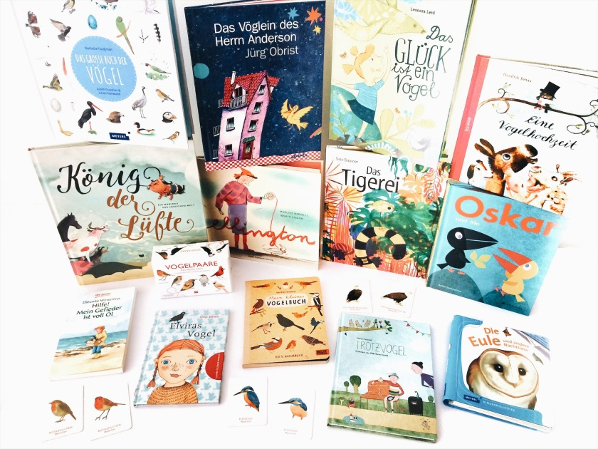 Kinderbuch-Tipps – Die besten Bücher über Vögel | Oh. Kiddo!