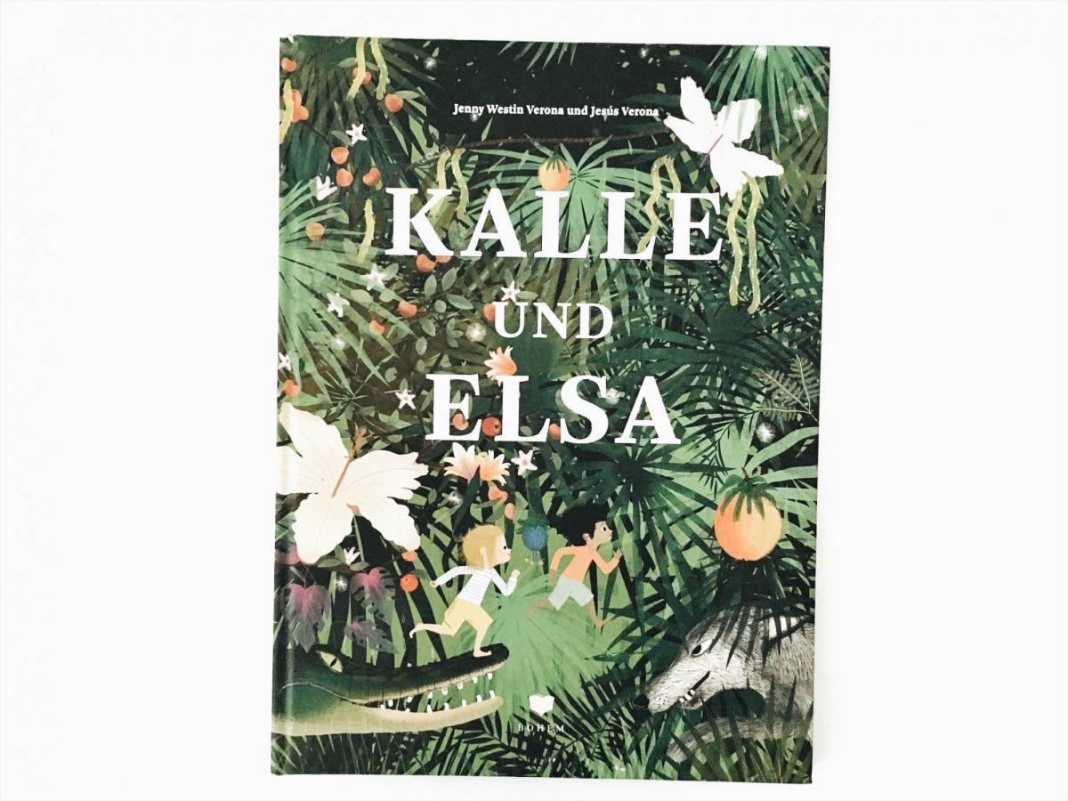 """Oh. Kiddobuch! #1  – """"Kalle und Elsa"""""""