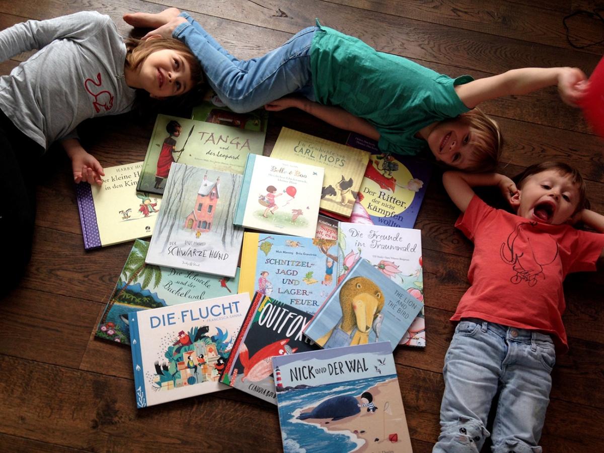 Was wir lesen – Kathi Macheiner über die Lieblingsbücher ihrer Snowboarding Family