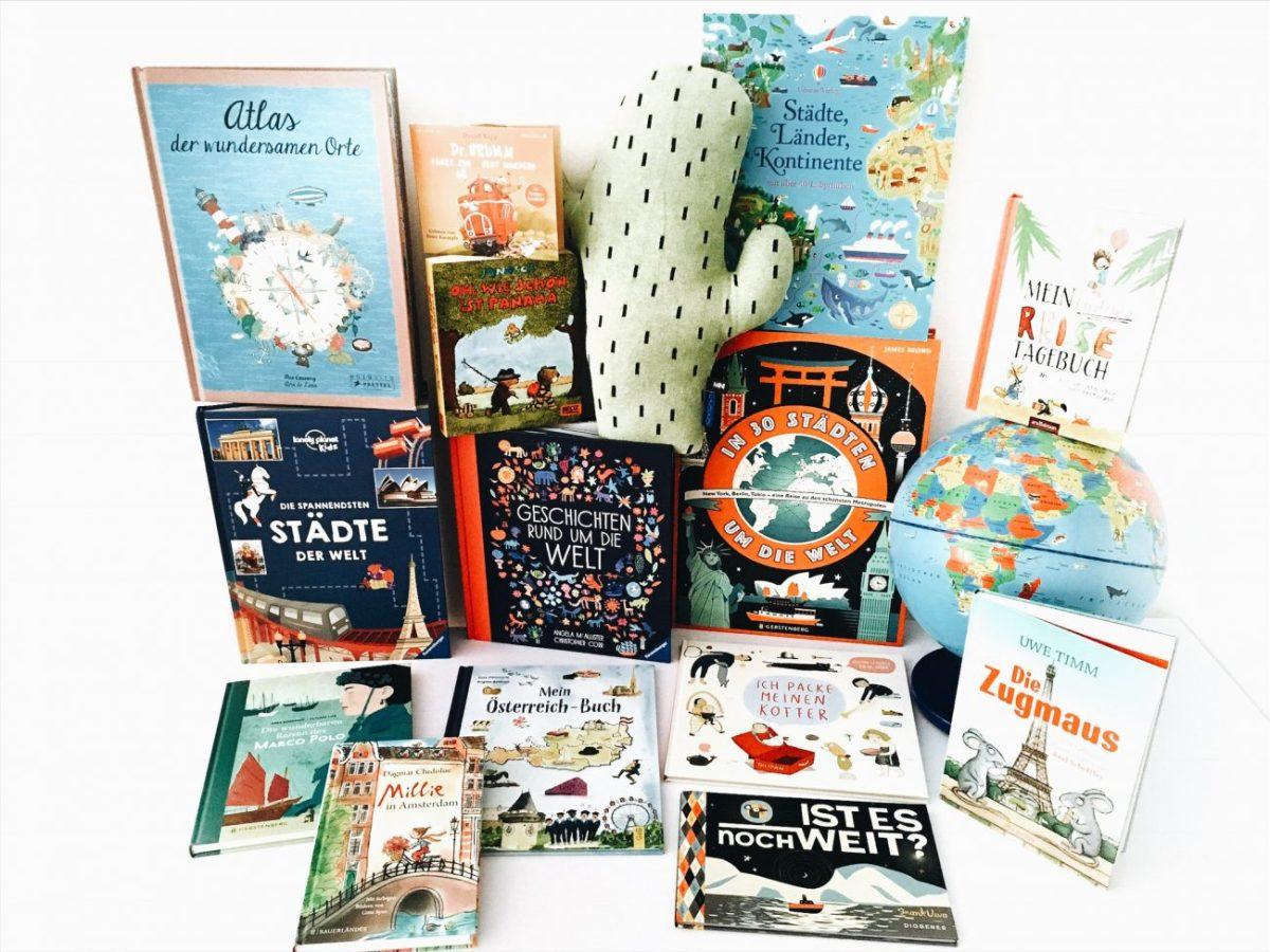 Kinderbücher: Vom Reisen um die Welt und unvergesslichen Abenteuern
